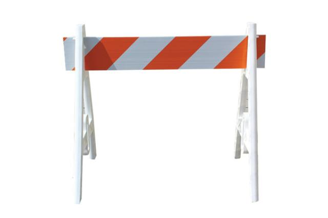 Where to find TRAFFIC CONTROL BARRICADE in Eatonton