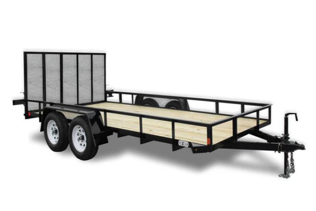 Where to find TRAILER 6 X 14 DUAL AXLE in Eatonton