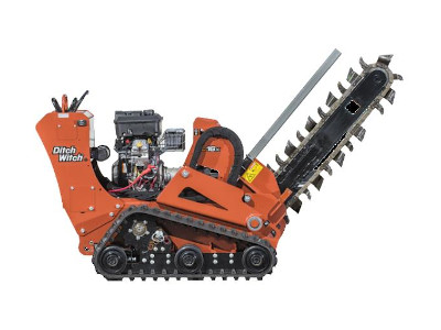 Rent Trenching Equipment